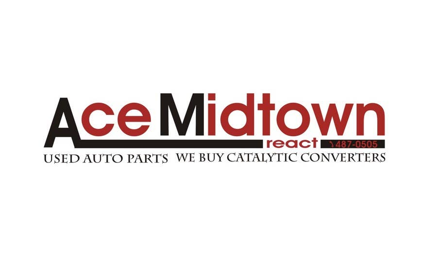 Конкурсная заявка №111 для Logo Design for Ace Midtown