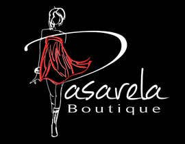 #185 para Design a Logo for a Woman Boutique por jmckay