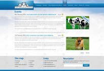 Graphic Design Contest Entry #45 for Website Design for Beefs Organization