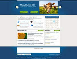 #21 untuk Website Design for Beefs Organization oleh nathaliehebert