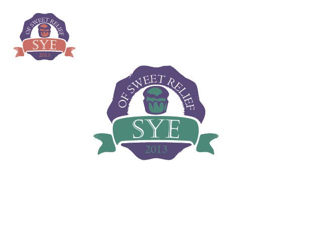 #37 for Design a Logo for Sye of Sweet Relief by vadimko