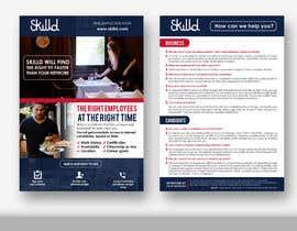 niyajahmad tarafından Design a Flyer for Skilld için no 36