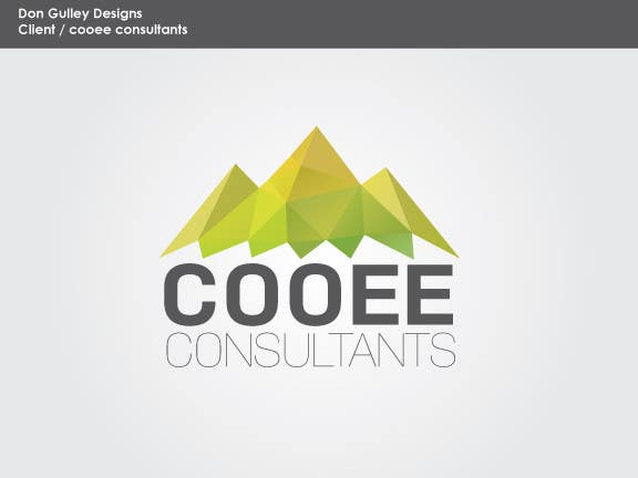 #44 for Design a Logo for Cooee Consultants by dongulley