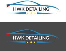 Nro 4 kilpailuun Car detailing logo -- 2 käyttäjältä websiterr