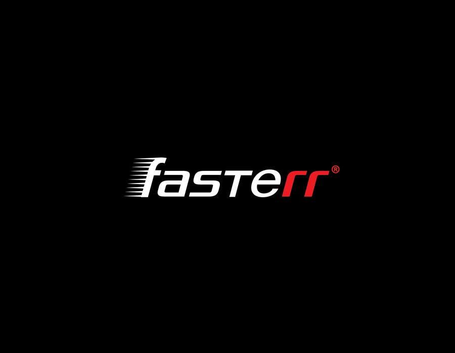 #425 for Design a Logo for fasterr.com by handoyo3