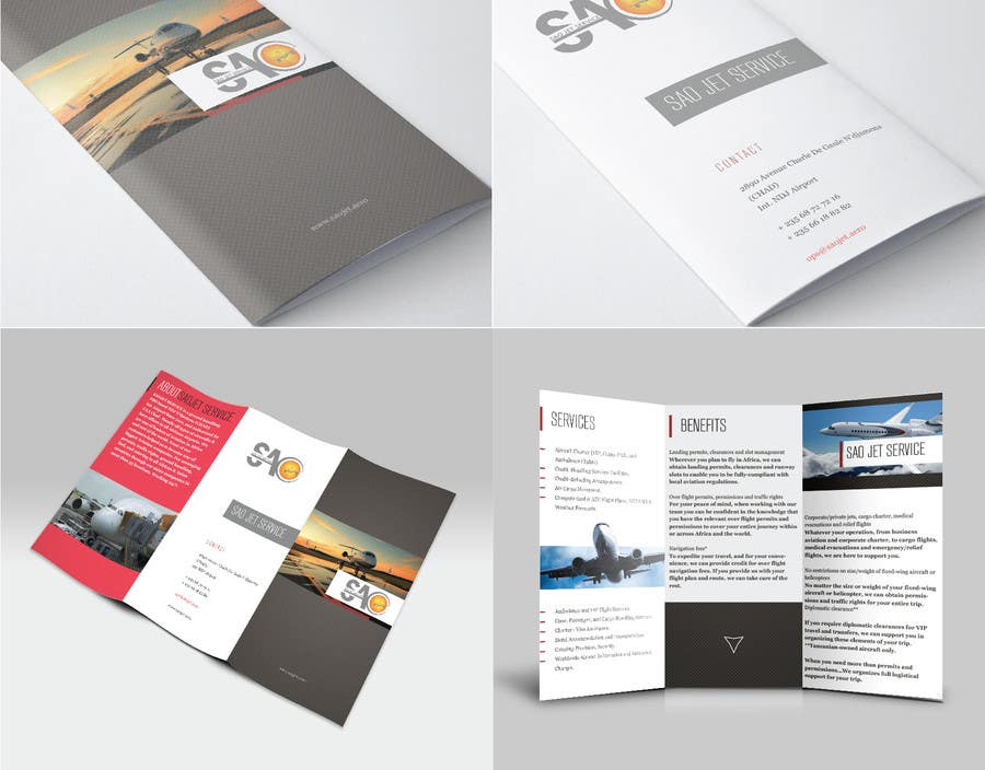 Contest Entry 3 For Design A Simple Trifold Brochure Our Company