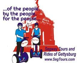 manikmoon tarafından T-shirt Design for Segway Tours of Gettysburg için no 21