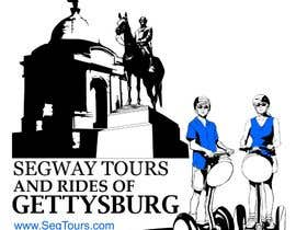 #90 para T-shirt Design for Segway Tours of Gettysburg por ramadhiansanjaya