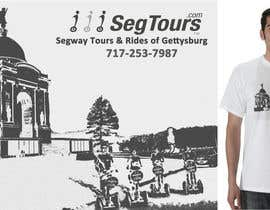 #45 para T-shirt Design for Segway Tours of Gettysburg por Bharat6891