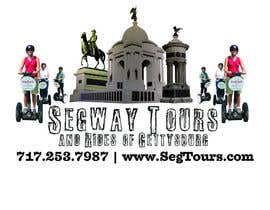 #102 para T-shirt Design for Segway Tours of Gettysburg por alexandrepaulino