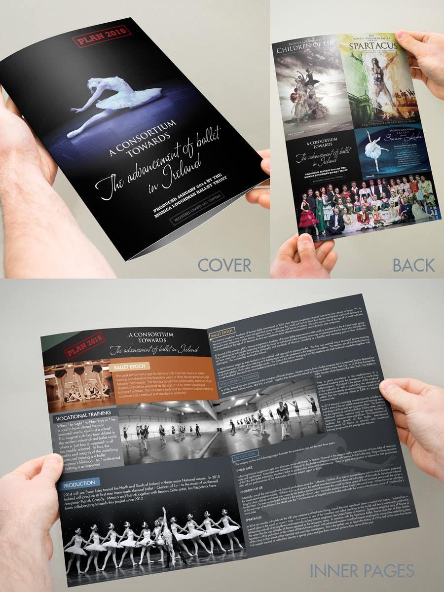 Proposition n°19 du concours Design a Brochure for investors