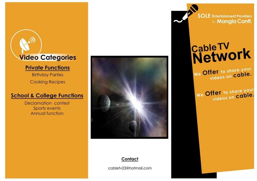 Proposition n°18 du concours Design a Brochure for investors