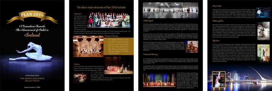 Proposition n°32 du concours Design a Brochure for investors
