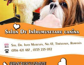 #24 for Pet Grooming Salon New Flyer Design by stniavla