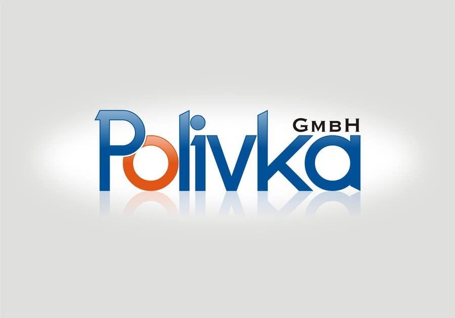 Penyertaan Peraduan #242 untuk Design a Logo for Polivka GmbH