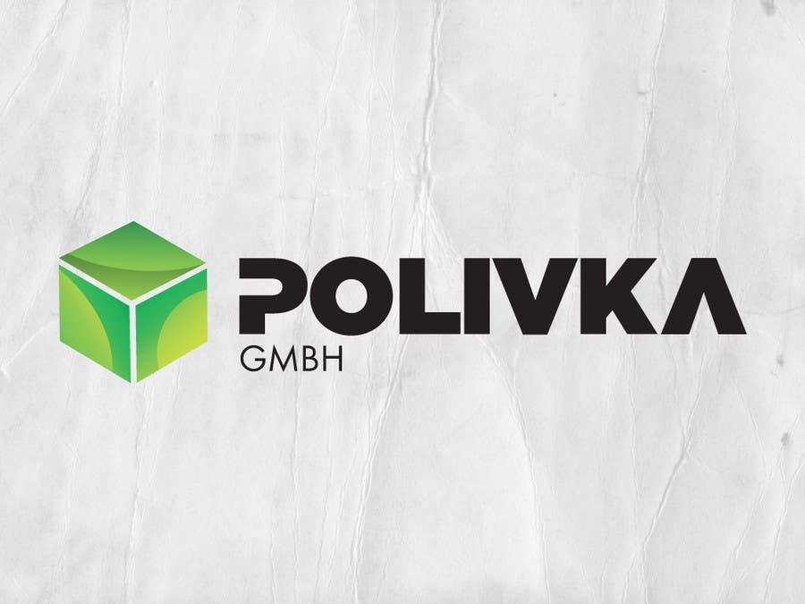 Penyertaan Peraduan #170 untuk Design a Logo for Polivka GmbH