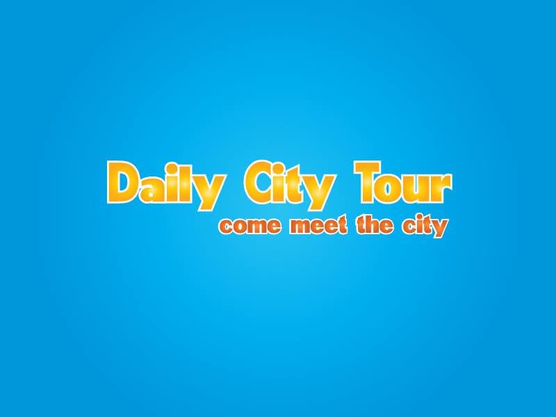 Inscrição nº 167 do Concurso para Slogan Project - City tour.