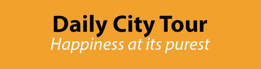Inscrição nº 356 do Concurso para Slogan Project - City tour.