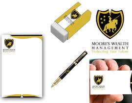 #51 for Re-Design a Logo for Moore's Wealth Management by jojohf