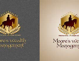 #58 untuk Re-Design a Logo for Moore's Wealth Management oleh graphics15