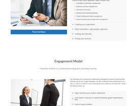 Nro 3 kilpailuun Create an alternative layout for a wordpress page käyttäjältä kethketh