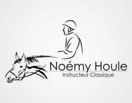 nº 32 pour Logo Design for horseback riding instructor par okasatria91