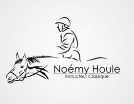 nº 33 pour Logo Design for horseback riding instructor par okasatria91