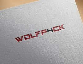 imran5034 tarafından WOLFP4CK Logo Design için no 46