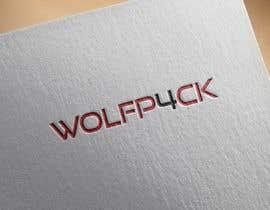 imran5034 tarafından WOLFP4CK Logo Design için no 47