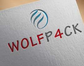 malas55 tarafından WOLFP4CK Logo Design için no 56