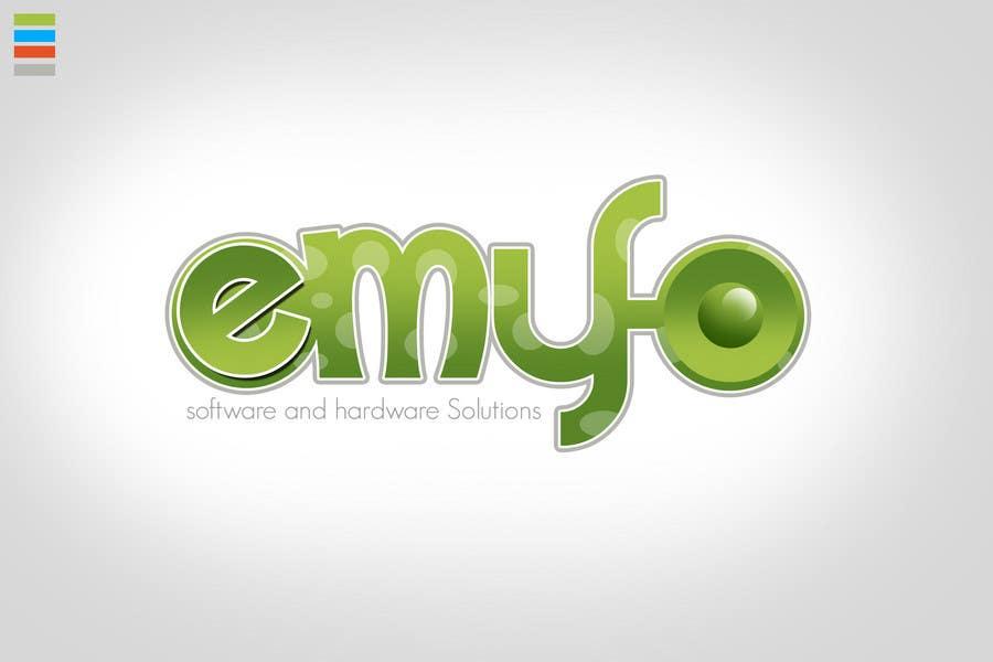 Конкурсная заявка №114 для Logo Design for emyfo
