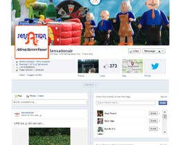 #16 untuk Design a Facebook cover photo and profile picture oleh RERTHUSI