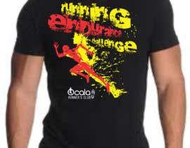 Nro 10 kilpailuun Running Endurance Challenge - Design a T-Shirt käyttäjältä moilyp