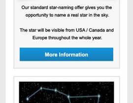 gravitygraphics7 tarafından Re-Design Star-Registration Mobile Website için no 46