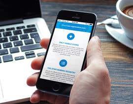 cbastian19 tarafından Re-Design Star-Registration Mobile Website için no 57