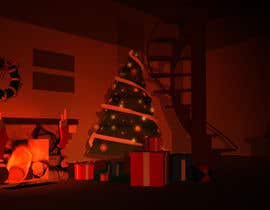 nº 6 pour Create Animated 3D Christmas Scene - Example Provided par thenomobs