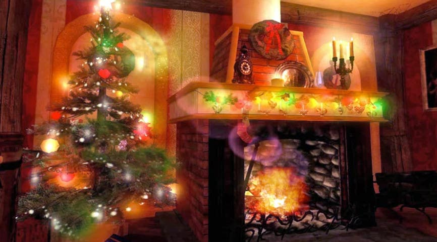 Proposition n°8 du concours Create Animated 3D Christmas Scene - Example Provided