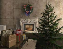 nº 1 pour Create Animated 3D Christmas Scene - Example Provided par syncmedia