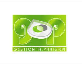 "#162 para Logo Design for ""Gestion A.Parisien"" por GoldSuchi"