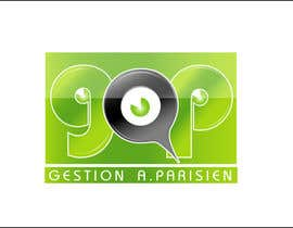 "#164 para Logo Design for ""Gestion A.Parisien"" por GoldSuchi"