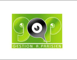 "#165 para Logo Design for ""Gestion A.Parisien"" por GoldSuchi"
