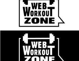 Nro 5 kilpailuun Zaprojektuj logo dla portalu webworkoutzone.com käyttäjältä bahuszl