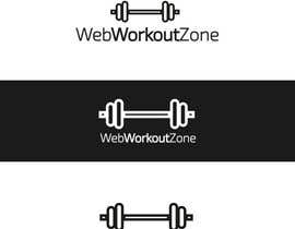 Nro 11 kilpailuun Zaprojektuj logo dla portalu webworkoutzone.com käyttäjältä Ewelinkaa0