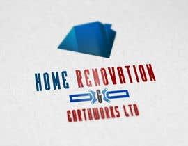 Nro 44 kilpailuun design a logo for a home improvement and earthworks  company, käyttäjältä huseynzadexeyal