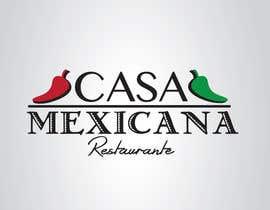 marialita24 tarafından logo para pequeño restaurante mexicano için no 16