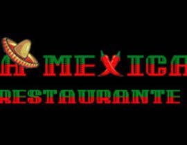 #7 for logo para pequeño restaurante mexicano by klaudianunez