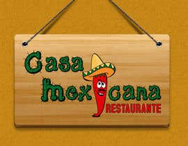 #12 for logo para pequeño restaurante mexicano af sombracreativa