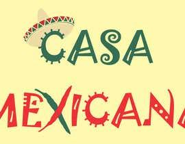 #9 untuk logo para pequeño restaurante mexicano oleh S34M0N