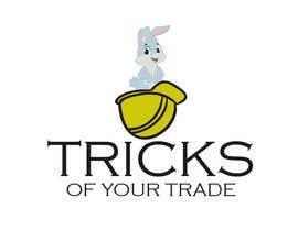 """Nro 14 kilpailuun logo """"Tricks of Your Trade"""" käyttäjältä bojanantonijevic"""