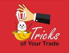 """Nro 7 kilpailuun logo """"Tricks of Your Trade"""" käyttäjältä dulhanindi"""